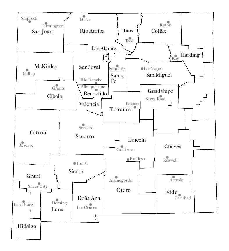 Polyploid.net: New Mexico